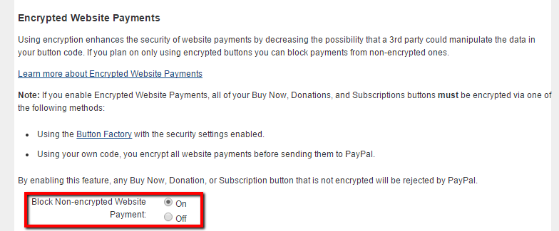 how to connect paypal to my website